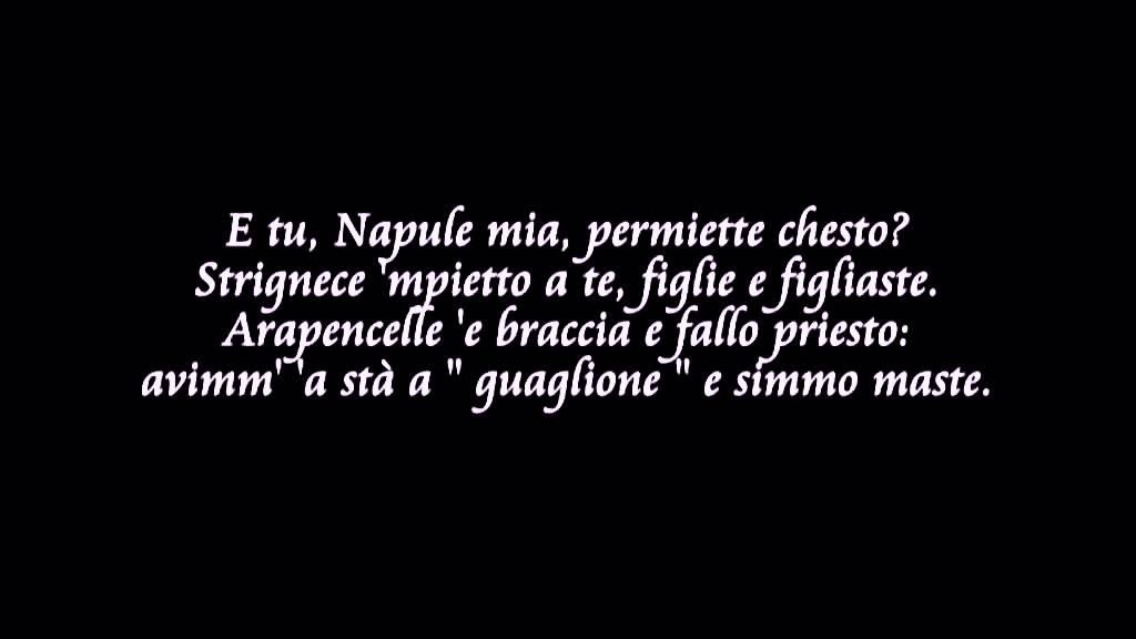 Raffaele Viviani - Campanilismo